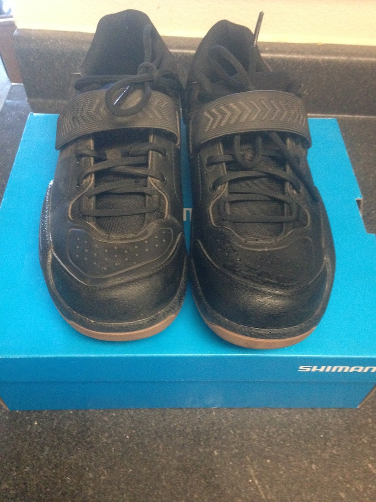 2016 NEW Shimano AM5 Clipless Shoes