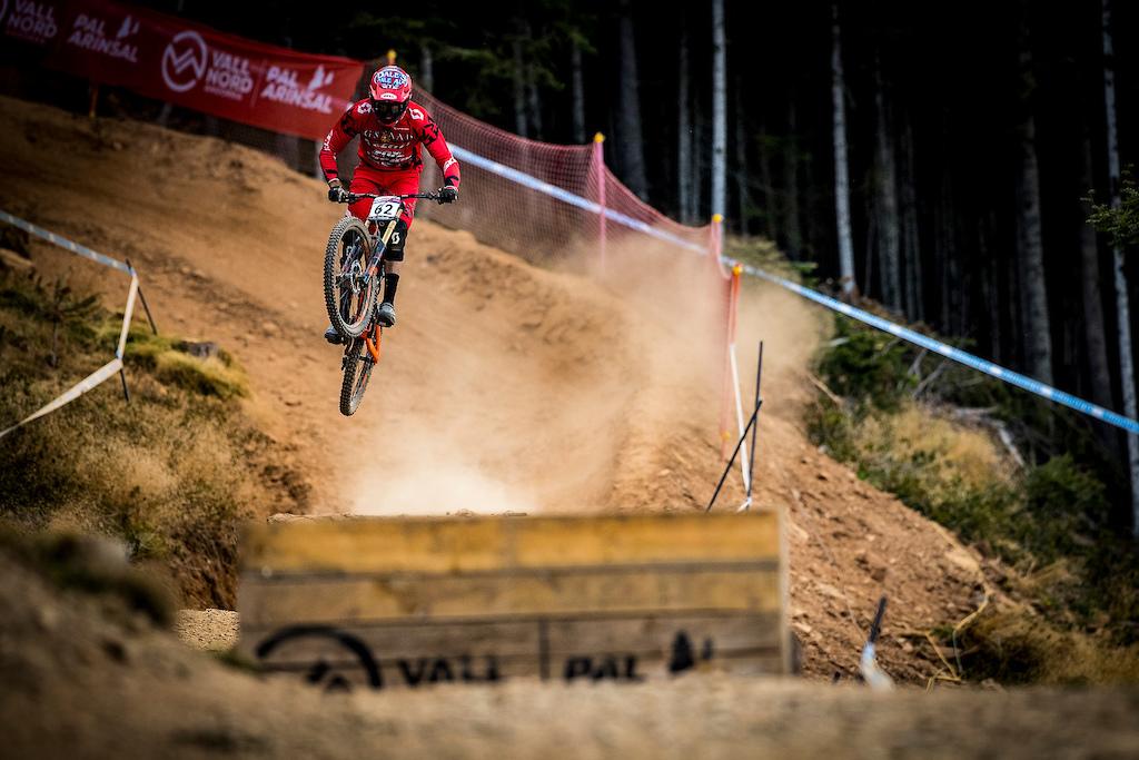 UCI MTB World Cup Valnord Andorra.