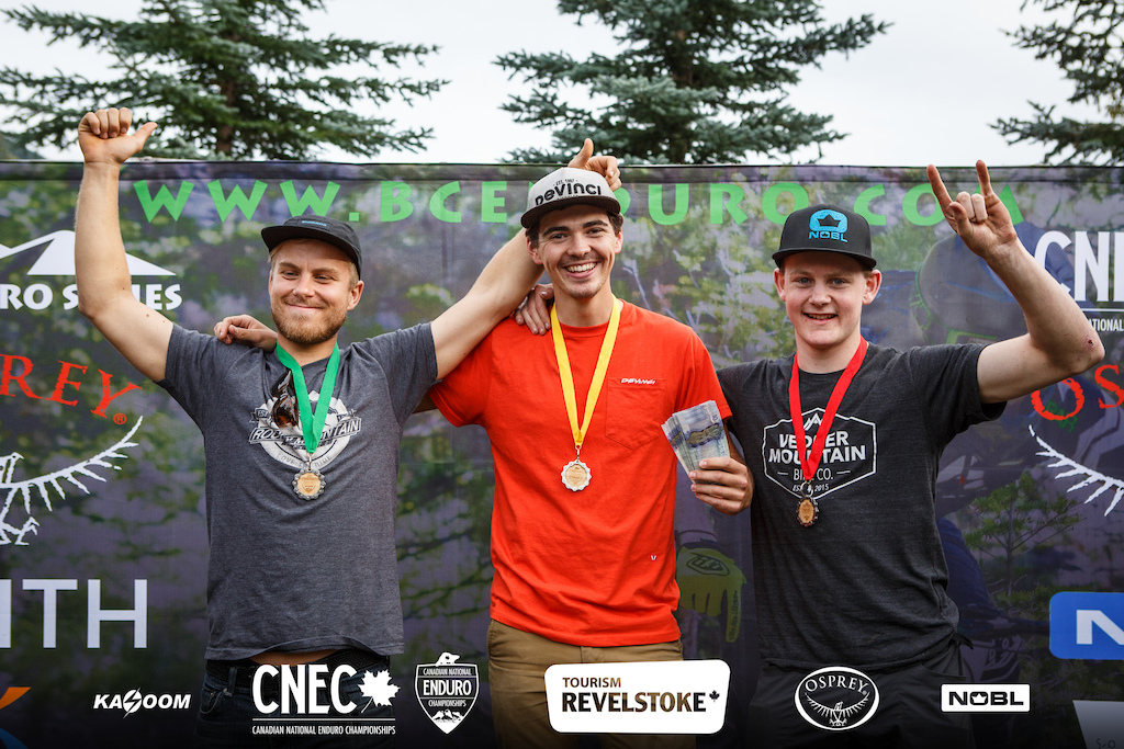 Images from the Revelstoke Osprey Canadian National Enduro presented by NOBL