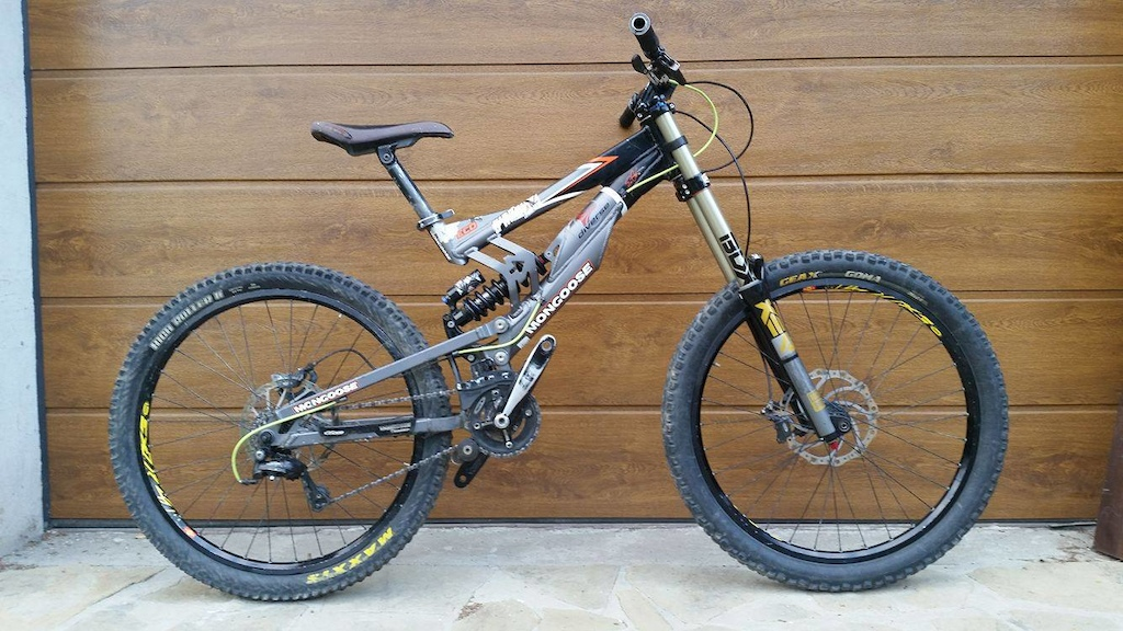 2008 Mongoose Eric Carted Designed