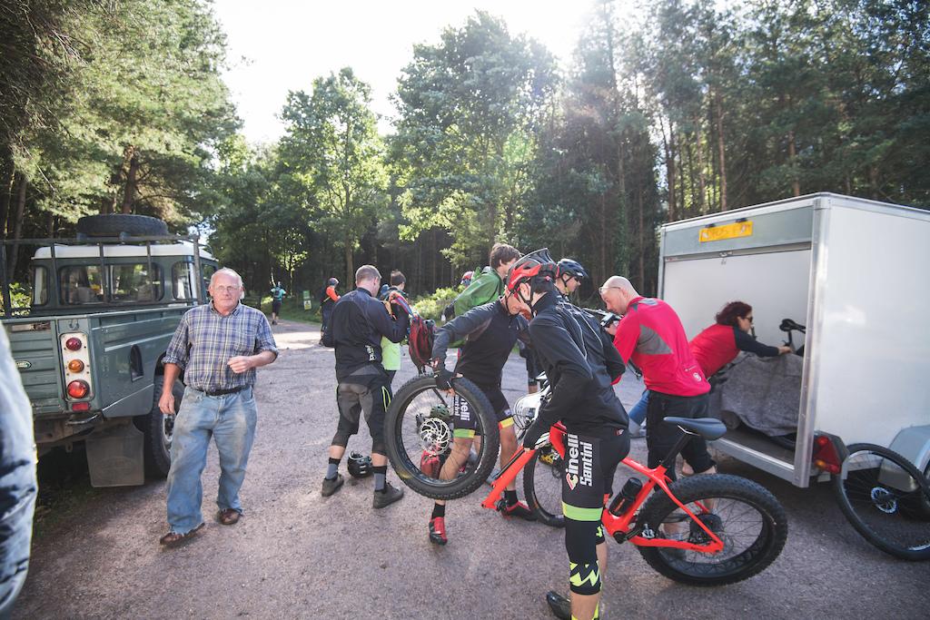 DMR Bikes The EX enduro