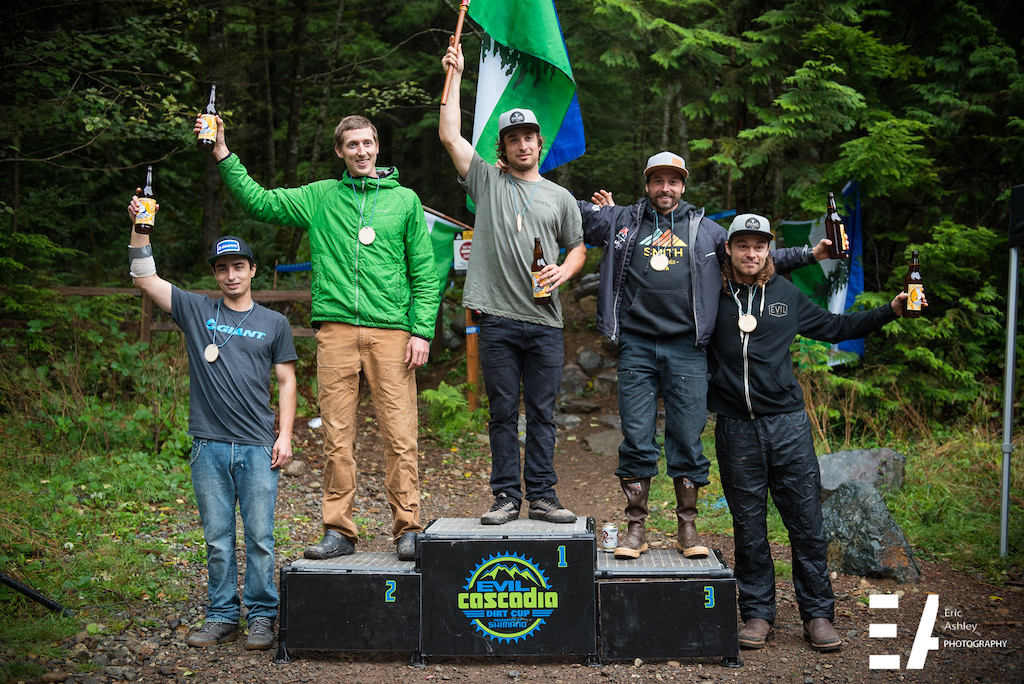 Luke Strobel Gian Dalle Peter Ostroski Neal Strobel and Aaron Bradford Pro Men .