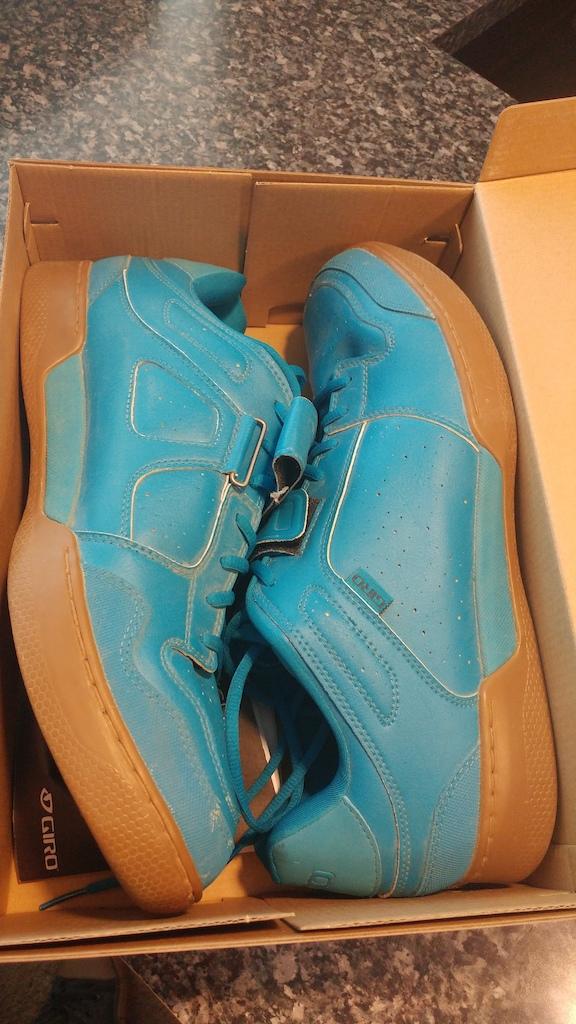 2016 GIRO Chamber Shoes - Size 48