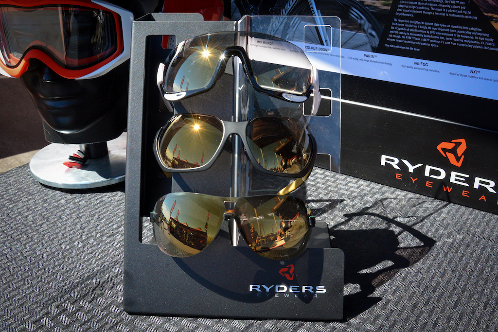 Ryder s eyewear are launching into a whole new lens world next season with their Fire Lens series which will come in all new styles.