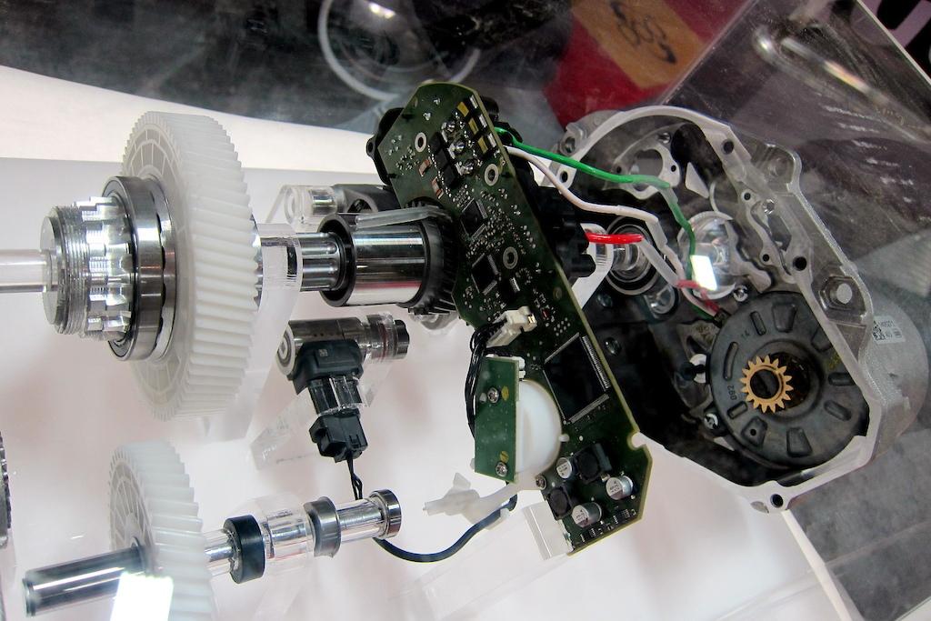Bosch drive motor