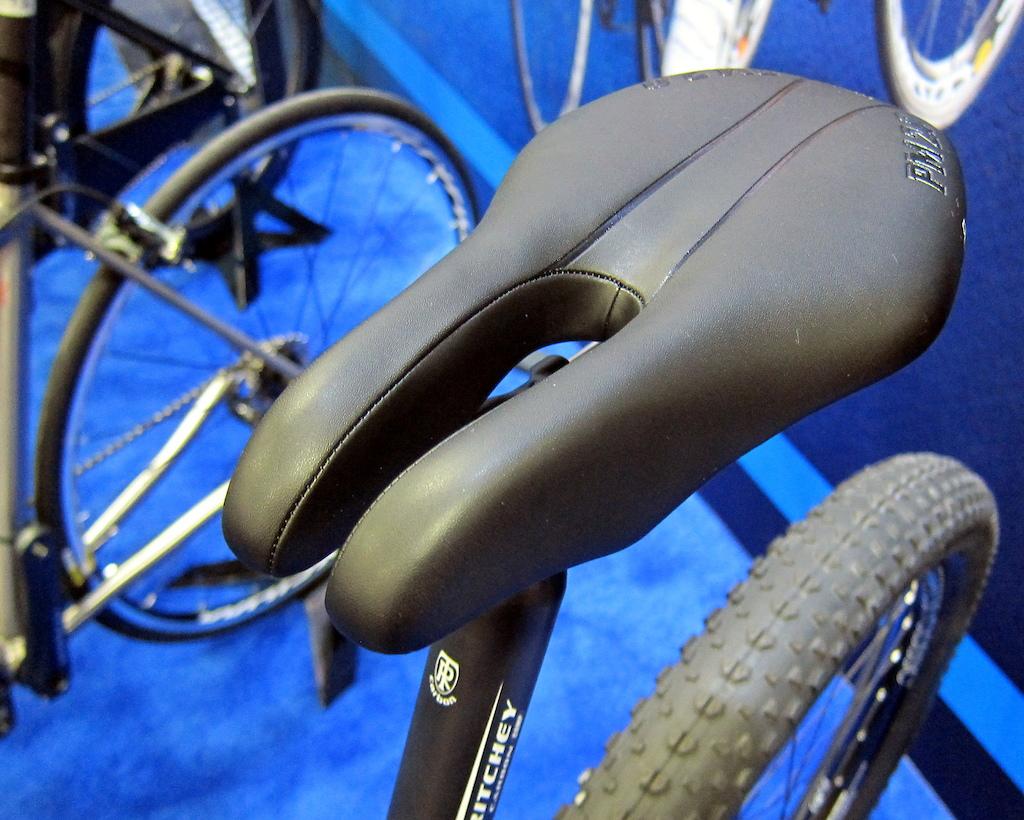 ISM saddle