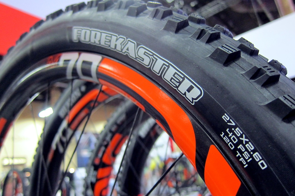 Maxxis ForeKaster 27.5 x 2.5
