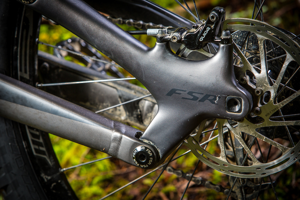 Specialized Demo Alloy review