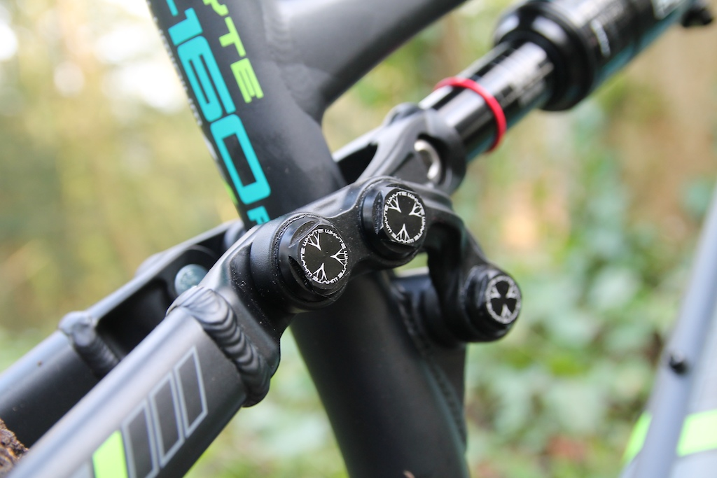 Whyte G-160 RS