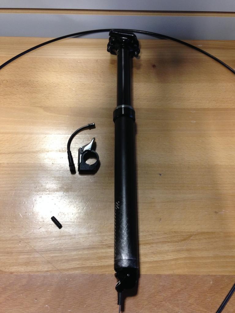 Bontrager Drop Line   31.6x125mm