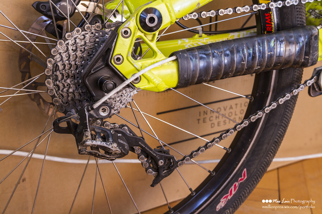 2010 Scott Voltage FR Freeride/Downhill Bike