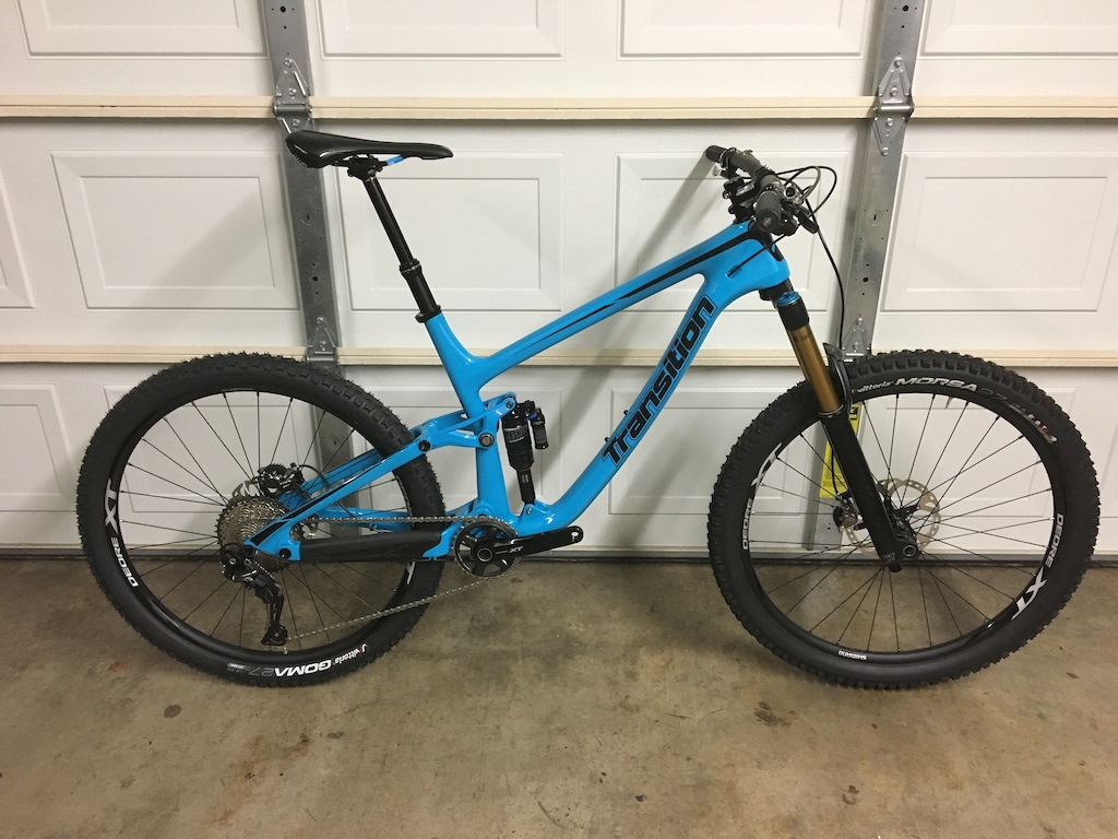 2016 Transition Patrol Carbon NEW BUILD!
