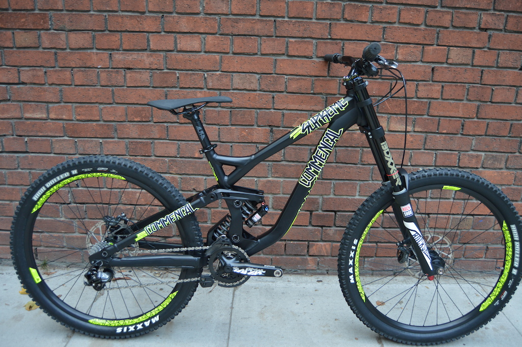 2015 Commencal Supreme V3 (Medium)