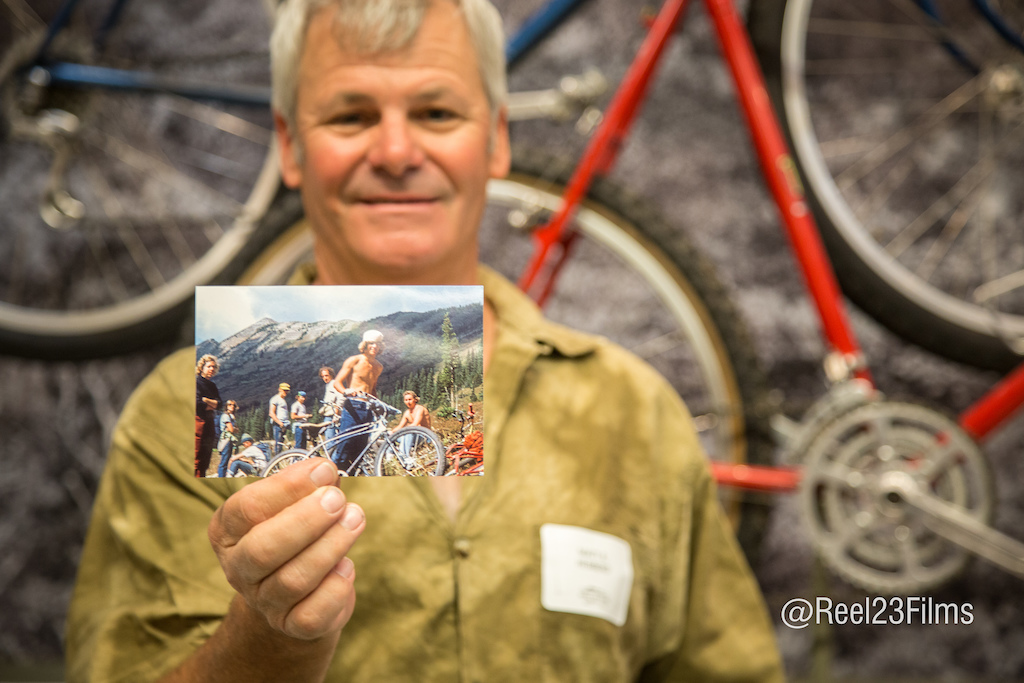 Images from the 2016 MTB Hall of Fame as sent over from Hans Rey.