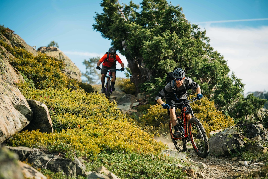Cannondale images for the EXTRAORDINARY PURPOSE article on the Graeagle zone in the Sierras.