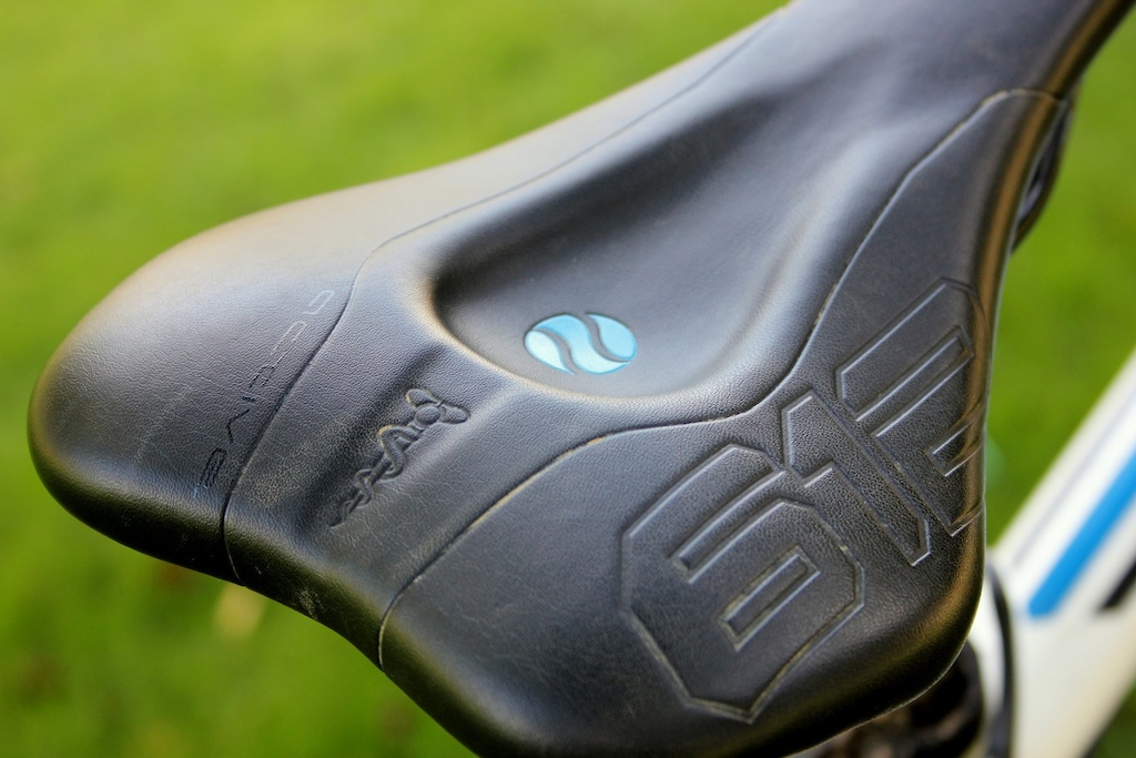 SQlab 612 Saddle - Review