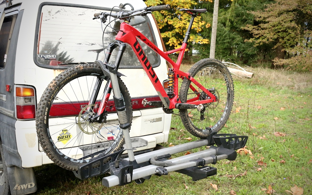 Thule T2 Pro review test