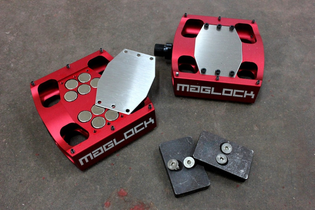 Check Out November - Maglock Pedals