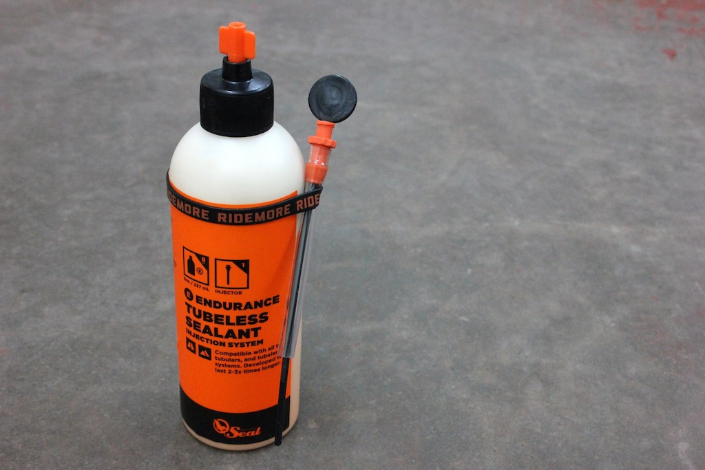 Check Out November - OrangeSeal Tubeless sealant