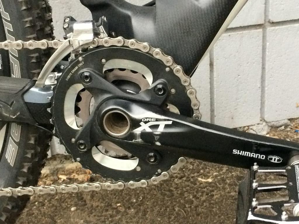 2014 Felt Edict Nine-1 29r XC race bike large black