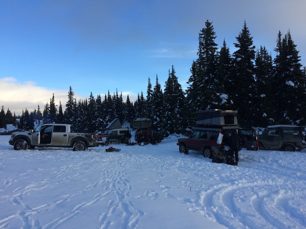 Cold Camping