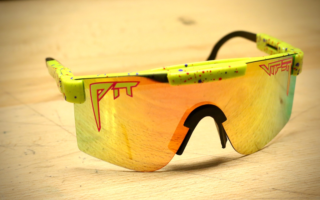 ade5d335d2b Pit Viper Polarized Glasses - Review - Pinkbike