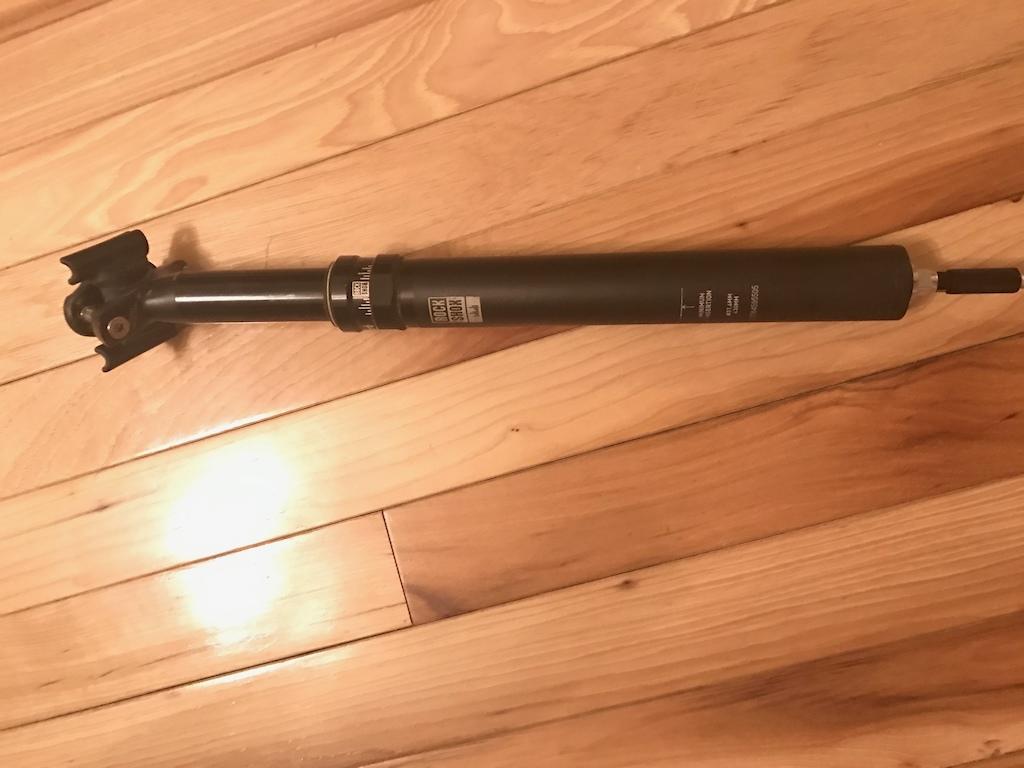 0 RockShox Reverb Stealth 31.6 - 150mm