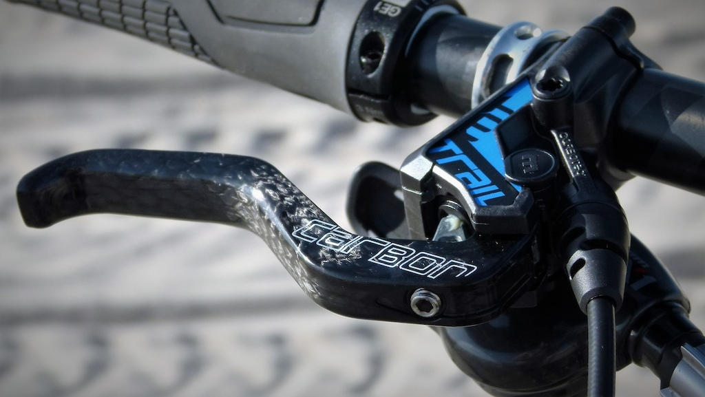 Evil Insurgent: Magura MT Trail Carbon