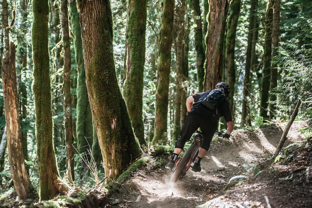 September 13th, Fraser Valley, BC - Out with Mountain Biking BC showing them the goods on Vedder and Sumas mountains. Image by Margus Riga.