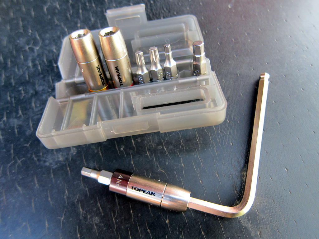 Topeak Nano TorqBox DX tool