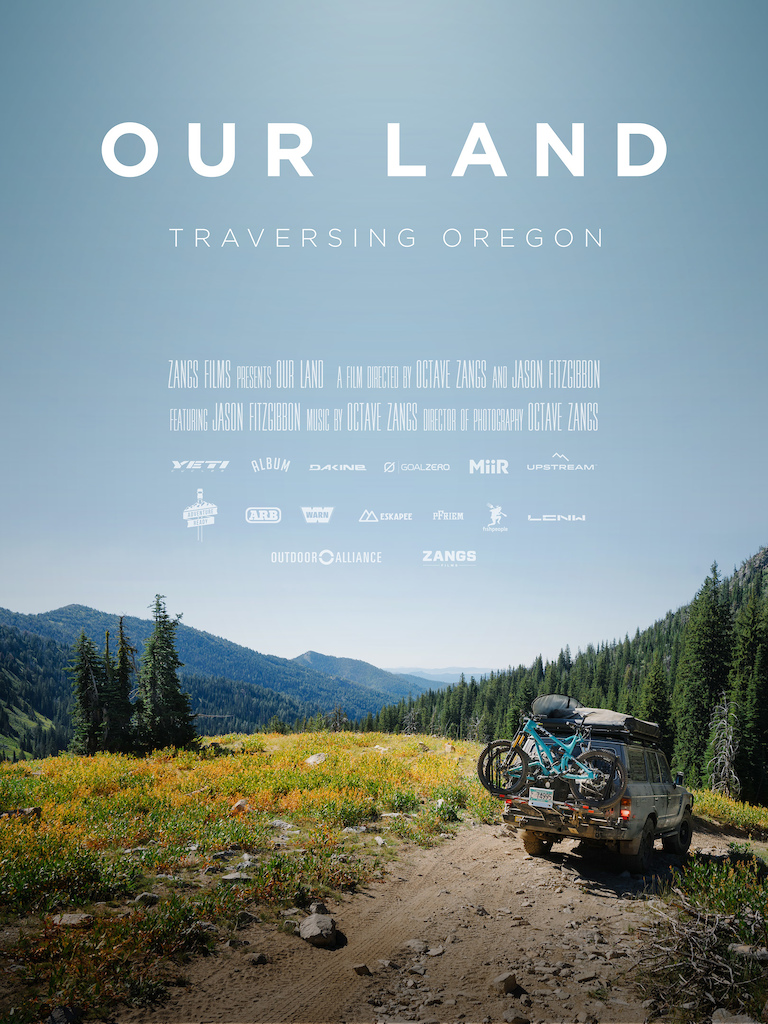 Our Land Film Poster.