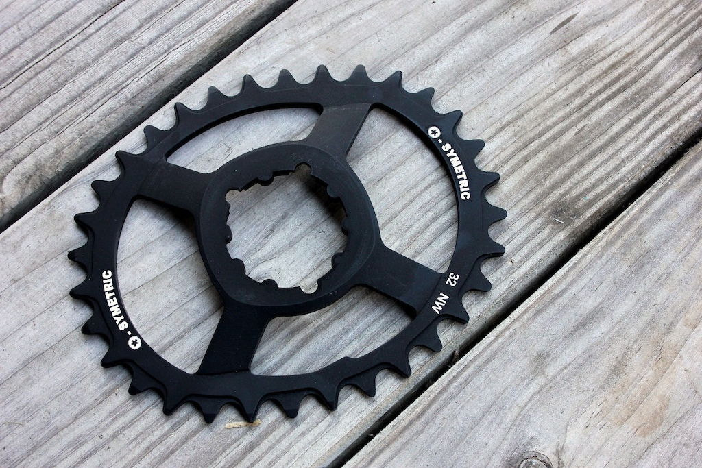 O-Symetric 32T NW Chainring