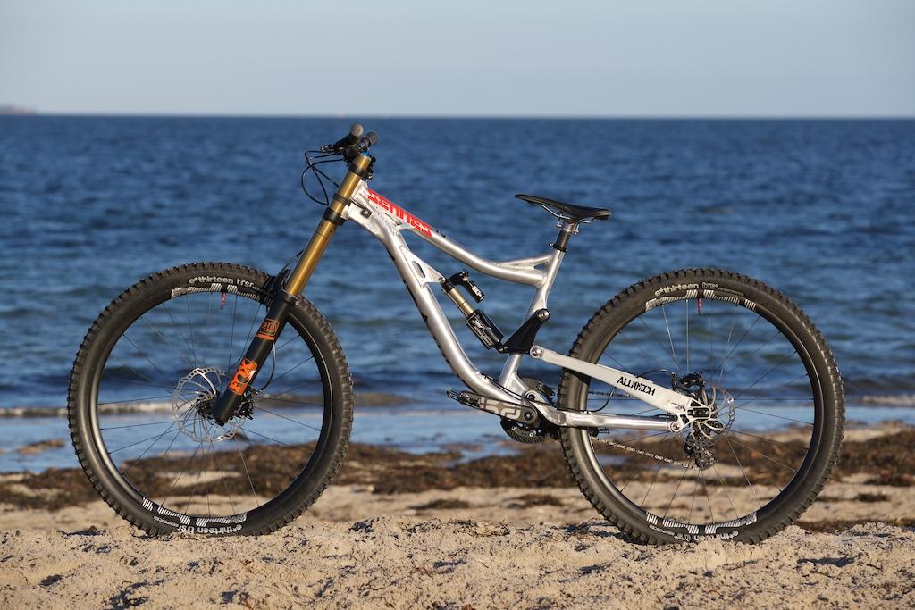Alutech 29er DH bike