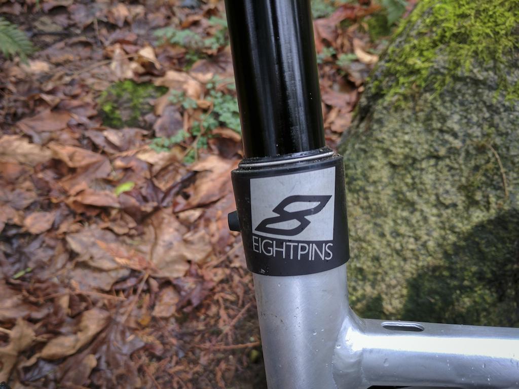 Eightpins dropper post