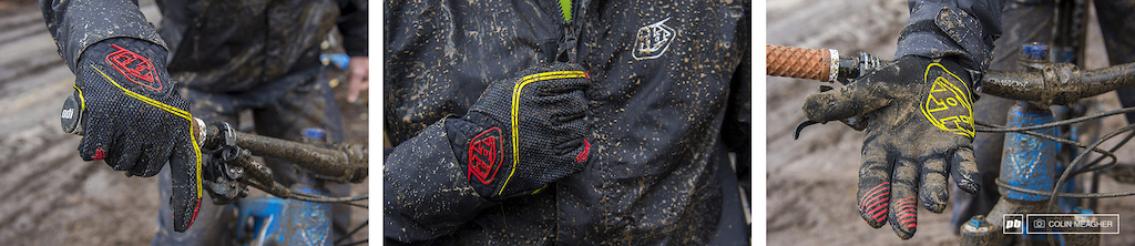 TLD Gloves