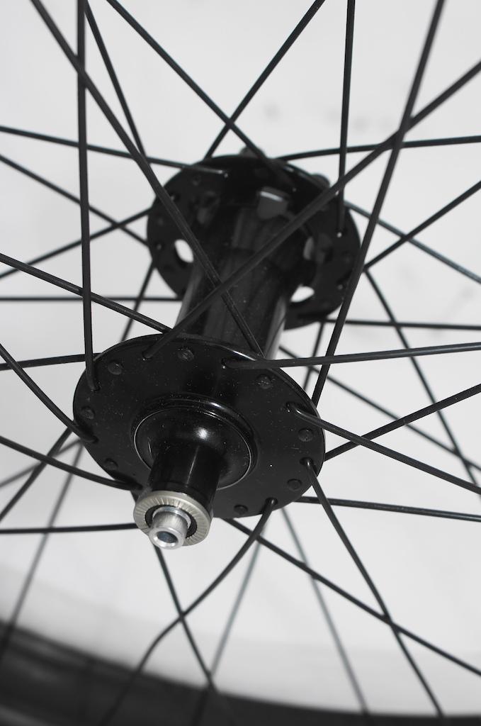 2016 Fat bike wheelset