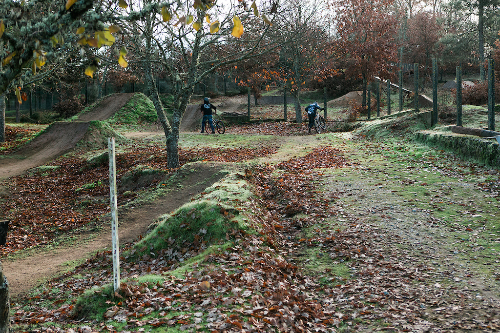 "Jump Jam ""Quinta da Chamusca"" trails"