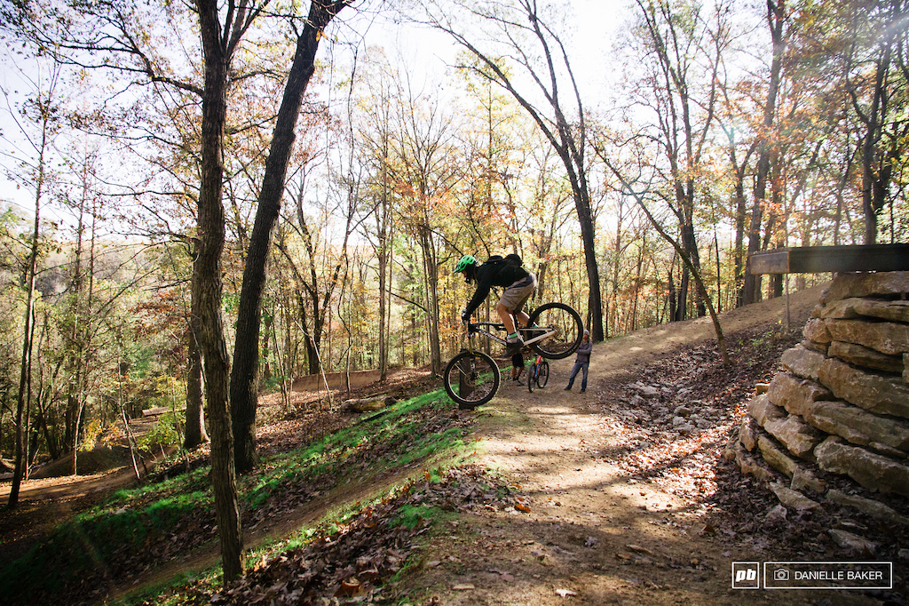The Unlikely Mountain Bike Mecca of Bentonville AR