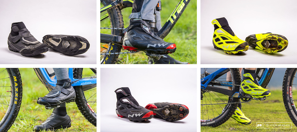 The Shimano SH-MW7 The Northwave Celsius2 GTX Winter MTB Boot and the Northwave Arctic Celsius2 GTX Winter MTB Boot are just the tip of the iceberg when it comes to specialty winter shoes.