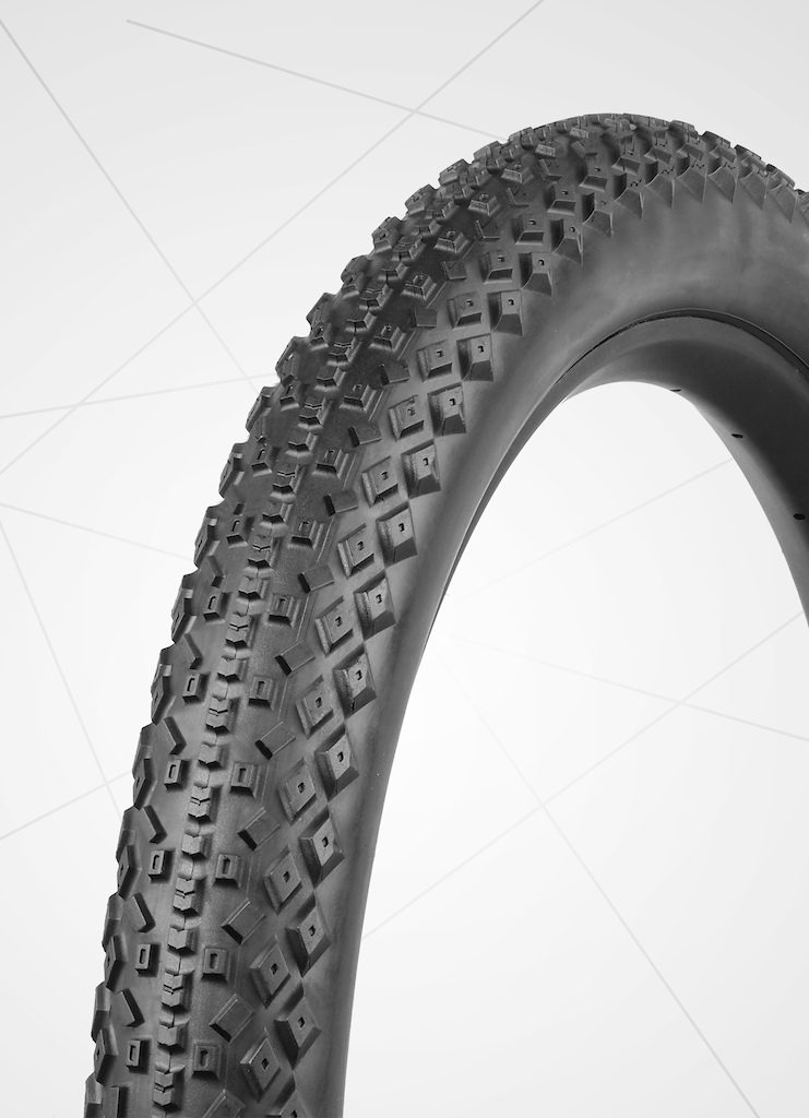 All-New Rail Tracker Plus tire