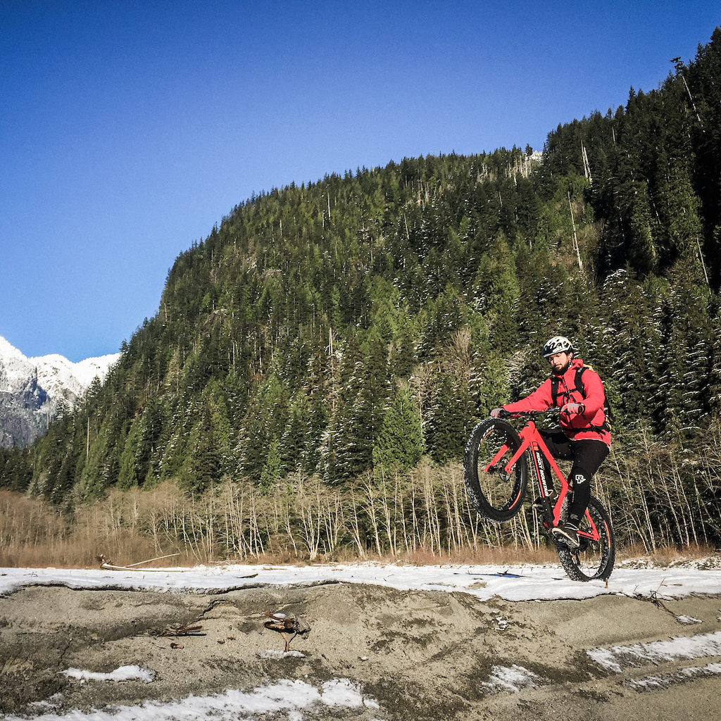 Images from Happy Holidays from Race Face - Video blog