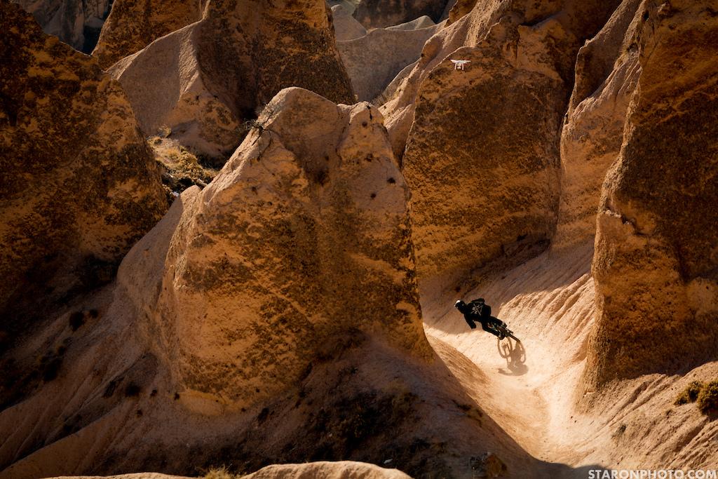 Freeride Expedition - Erciyes Bikepark & Cappadocia