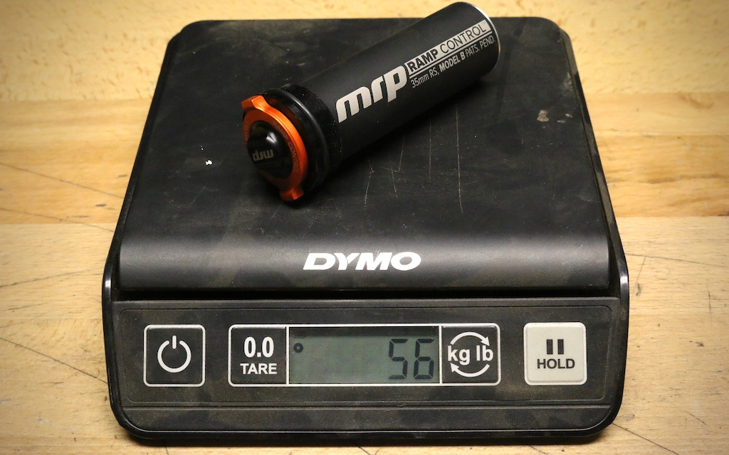 MRP Ramp Control Cartridge review test
