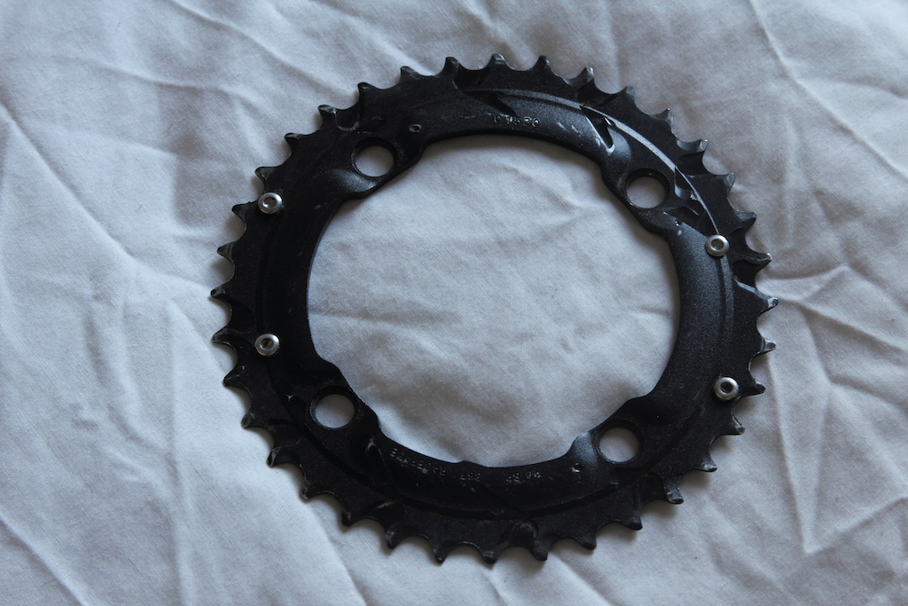 2016 Race Face Ride 9/10 Speed 36t Chainring - USED ONCE
