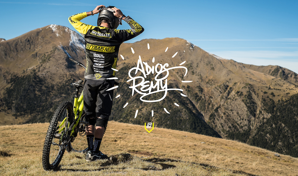Adios Remy Metailler - Video