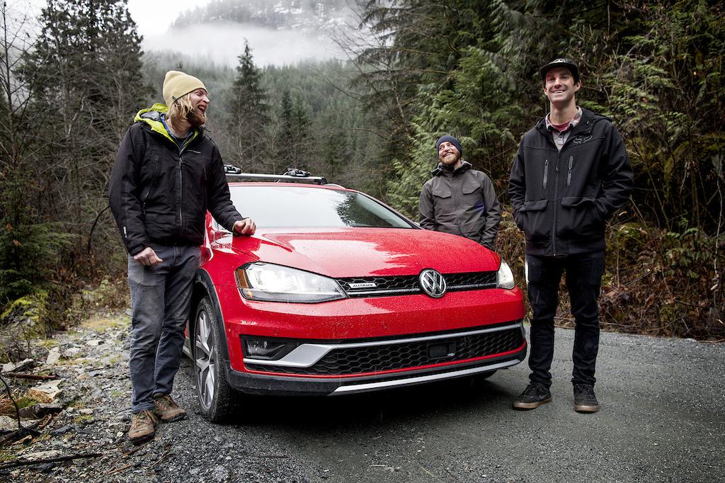 Cam McCaul s Squamish Adventure