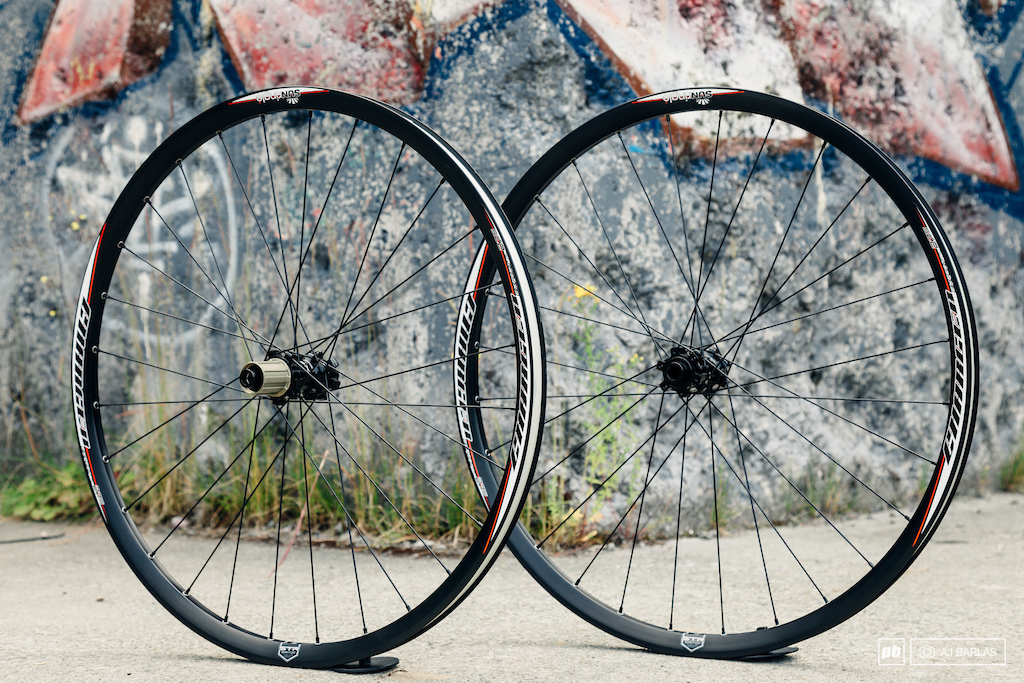 Sun Ringle Charger Expert AL 27.5 Wheels