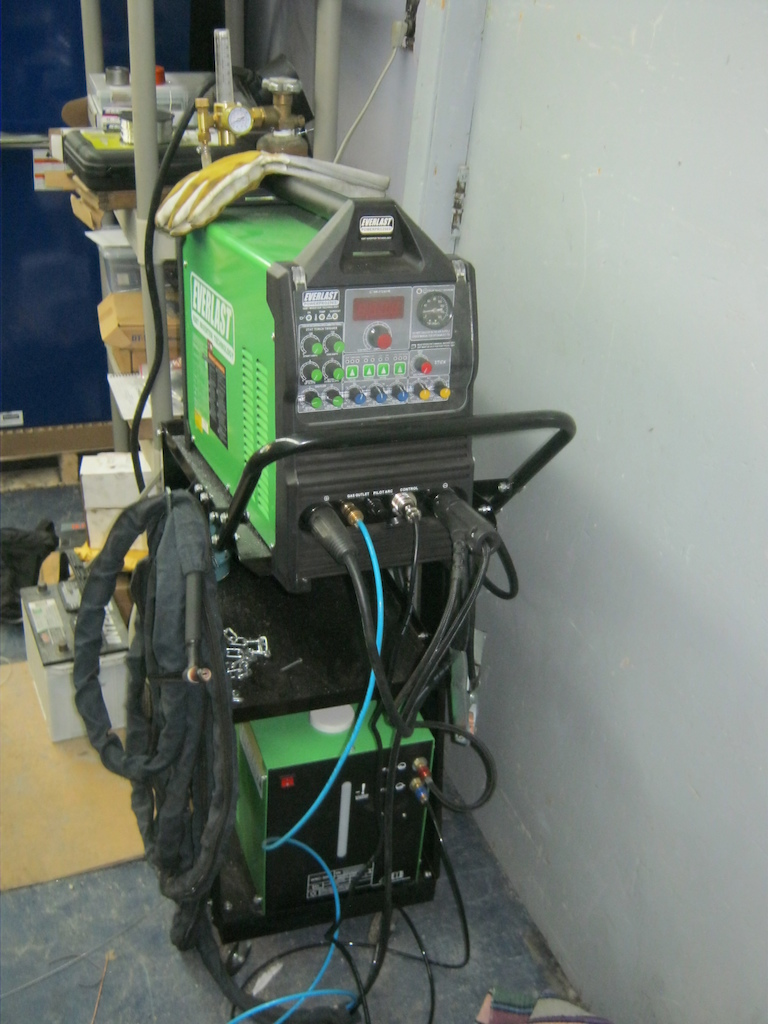 Everlast powerpro 256si