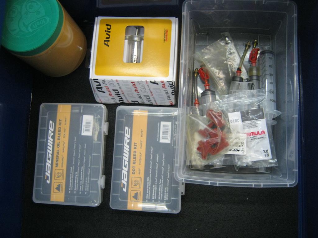 bleed kit