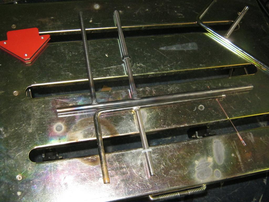 guide for the sharpener